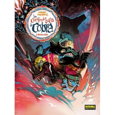 Los Cuentos de la Era de Cobra nº 01: Los Amantes