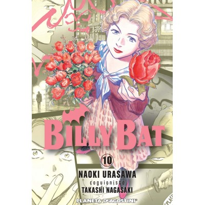 Billy Bat nº 09