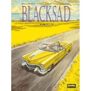 Blacksad nº 05: Amarillo