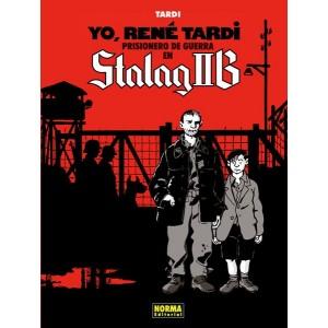 Yo, René Tardi nº 01: Prisionero de Guerra en Stalag IIB