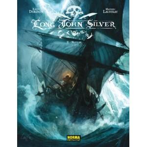 Long John Silver nº 02: Neptune