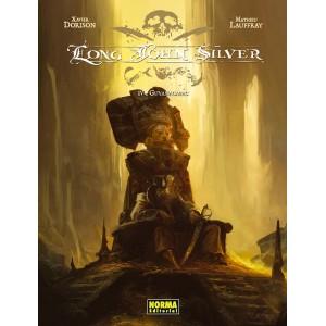 Long John Silver nº 03: El Laberinto Esmeralda