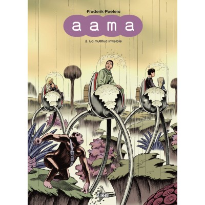 Aama nº 02: La Multitud Invisible