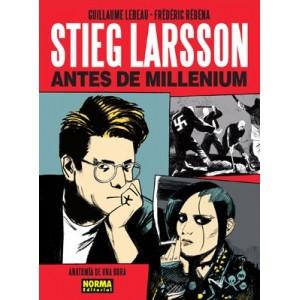 Stieg Larsson Antes de Millenium