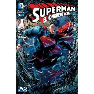 Superman: El Hombre de Acero nº 01