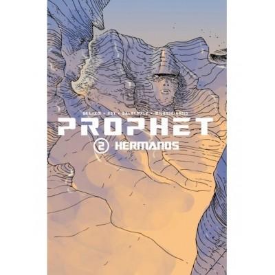 Prophet nº 01: Remisión