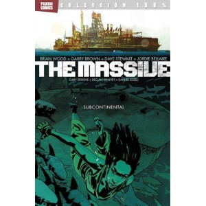 Colección 100% Cult Comics - The Massive nº 02: Subcontinental