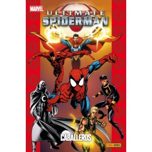 Coleccionable Ultimate 44  Spiderman 20: Caballeros