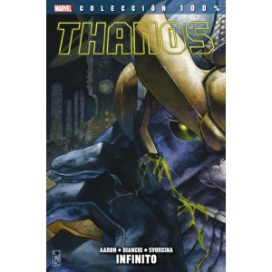 Marvel Coleccion 100% - Thanos: Infinito