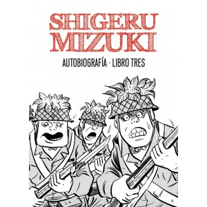 Shigeru Mizuki Autobiografía nº 03