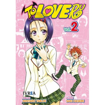 To-Love Ru Nº 02