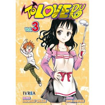To-Love Ru Nº 03