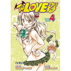 To-Love Ru Nº 04