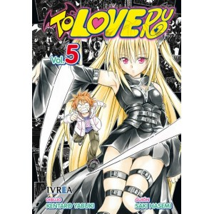 To-Love Ru Nº 05