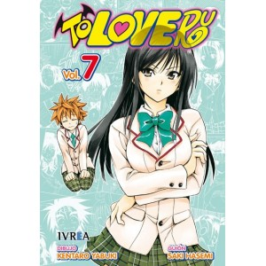 To-Love Ru Nº 07