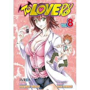 To-Love Ru Nº 08