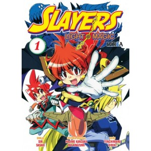 Slayers Light Magic Nº 01
