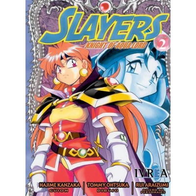 Slayers: Knight Of Aqualord Nº 02