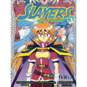 Slayers: Knight Of Aqualord Nº 03