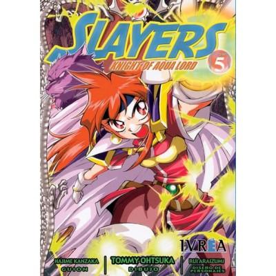 Slayers: Knight Of Aqualord Nº 05