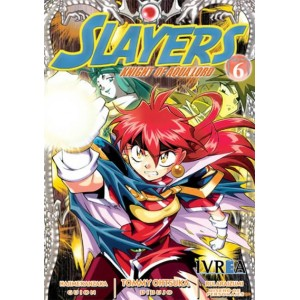 Slayers: Knight Of Aqualord Nº 06