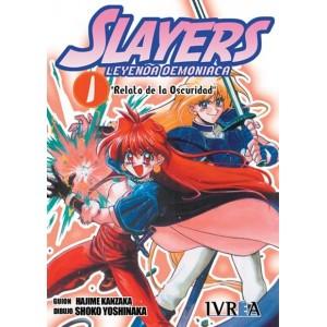Slayers: Leyenda Demoniaca Nº 01