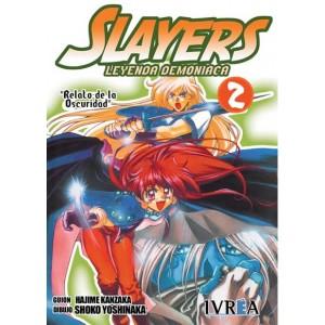 Slayers: Leyenda Demoniaca Nº 02