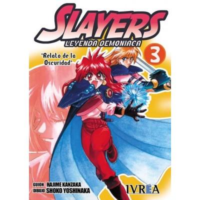 Slayers: Leyenda Demoniaca Nº 03