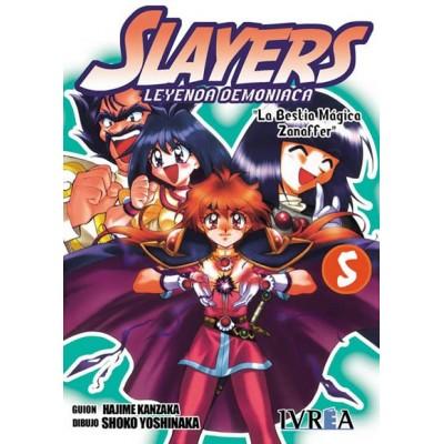 Slayers: Leyenda Demoniaca Nº 05