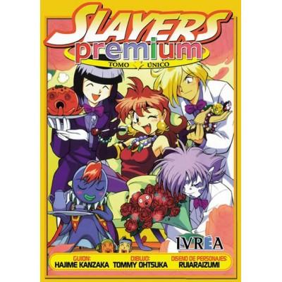 Slayers: Premium