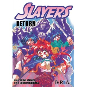 Slayers: Return