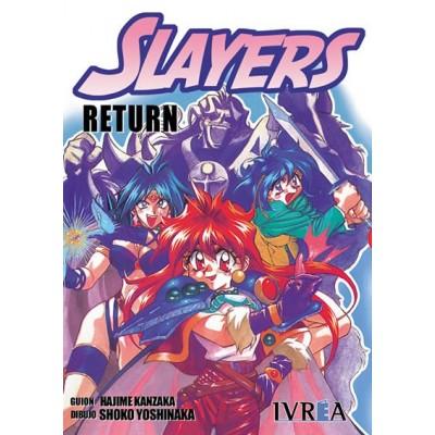 Slayers: Return