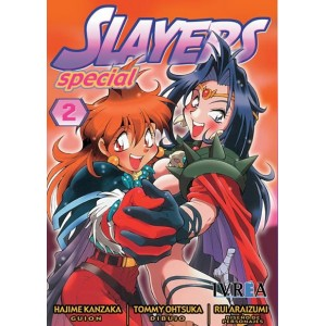 Slayers: Special Nº 02