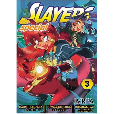 Slayers: Special Nº 03