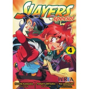Slayers: Special Nº 04