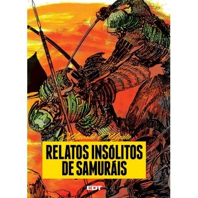 Relatos Insólitos de Samuráis (Edición Cartoné)