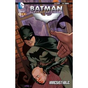 Batman El caballero oscuro - Irresistible
