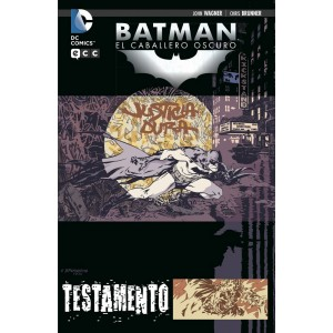 Batman - Testamento