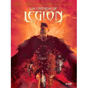 Las Crónicas de Legión