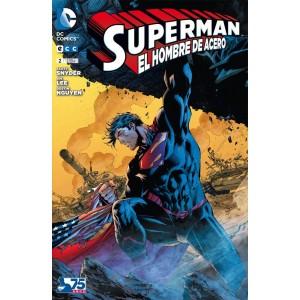 Superman: El Hombre de Acero nº 02