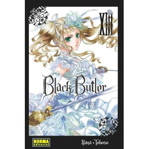 Black Butler nº 13