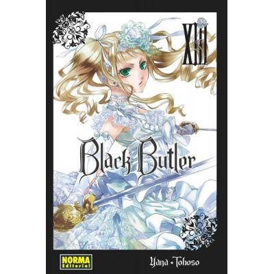 Black Butler nº 12