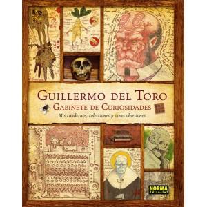Guillermo del Toro: Gabinete de Curiosidades, Mis Cuadernos, Colecciones y Otras Obseriones
