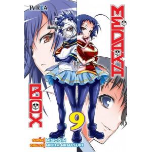 Medaka Box nº 09