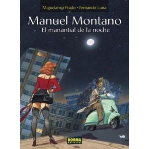 Manuel Montano: El Manantial de la Noche