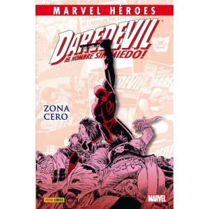 Marvel Héroes 50 Daredevil: Zona cero