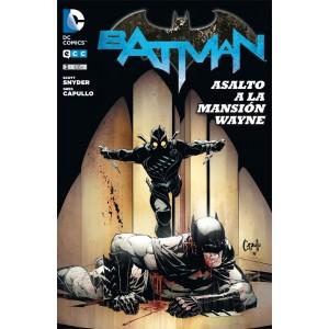Batman (reedición trimestral) nº 03 : asalto a la Mansion Wayne