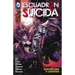 Escuadrón Suicida - Disciplina y Castigo