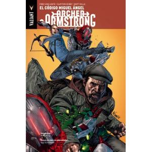 Archer & Armstrong 1 El código Miguel Ángel