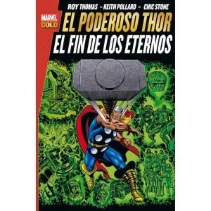 Marvel Gold - El Poderoso Thor: El Fin de los eternos
